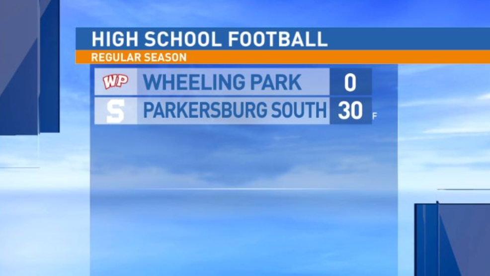 10.26.18 Highlights: Wheeling Park at Parkersburg South