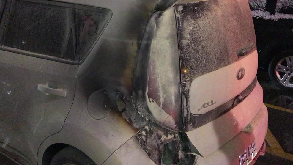 Kroger Sidney Ohio >> Video Vehicle Catches Fire In Parking Lot Of Sidney Kroger Wrgt