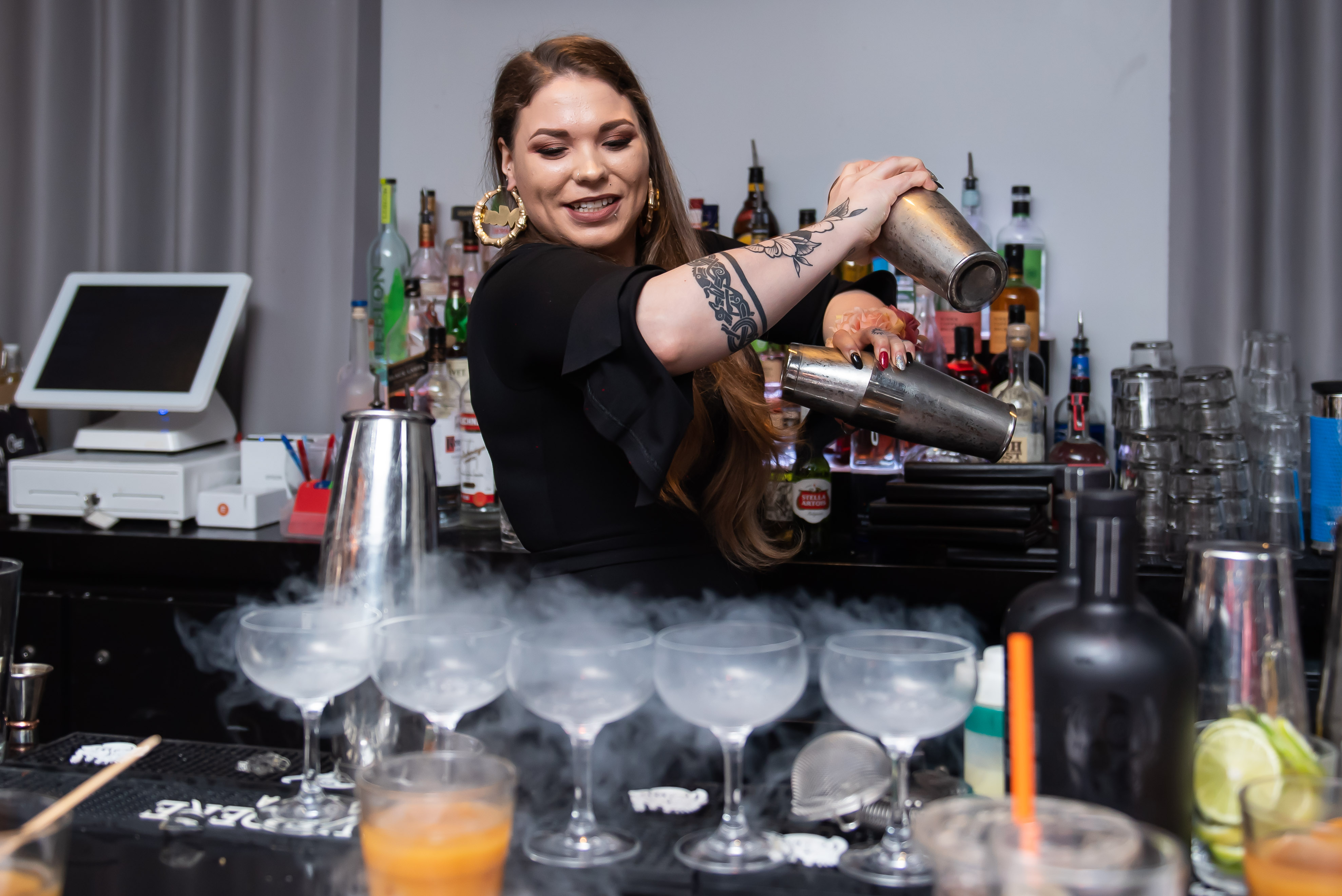 "Service Bar's Mai Templeton emerged the ""Top Dog"" winner. (Image: Joy Asico / DC Refined)"