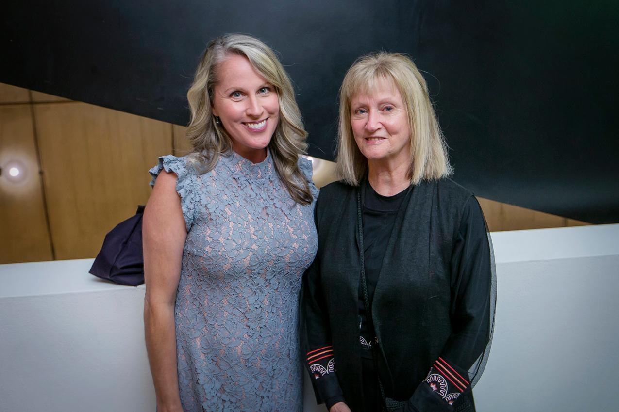 Laurel Conrad and Judi Selden{ }/ Image: Mike Bresnen Photography{ }// Published: 8.24.19