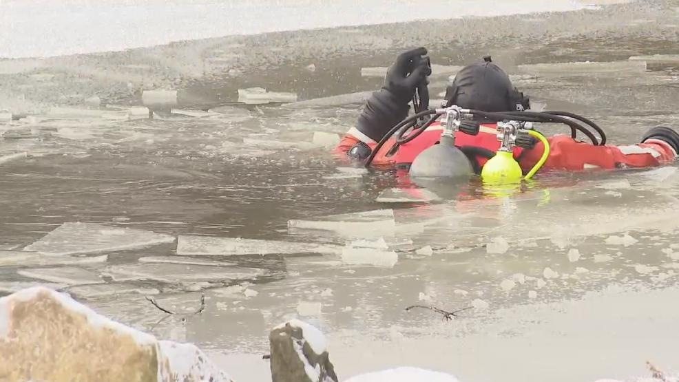 A little boy was rushed to the hospital after he was pulled from a retention pond in northeast Columbus. His sister and an officer who tried to rescue him were also taken to the hospital (WSYX/WTTE)
