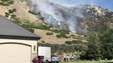 Crews on scene of Alpine Fire in American Fork Canyon
