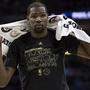 Kevin Durant donates over $50K for P.G. Co. bball courts; unveiling ceremony kicks off