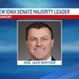 Whitver named new Iowa Senate Majority Leader