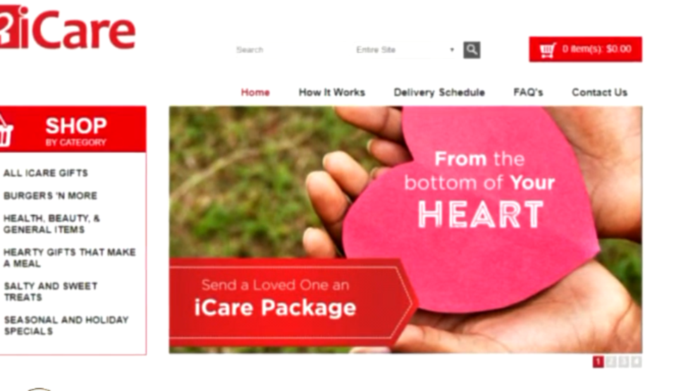 Icare Gifts For Inmates Phone Number - Gift Ideas