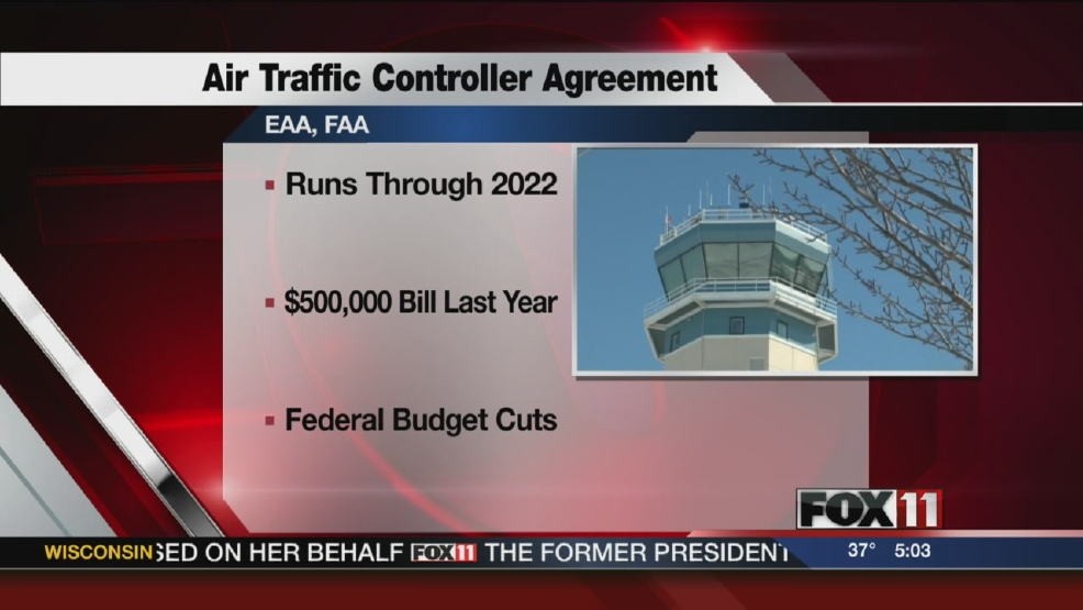 EAA and FAA reach air traffic controller agreement