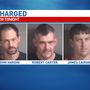 3 charged after reported sexual assault in Black Mountain