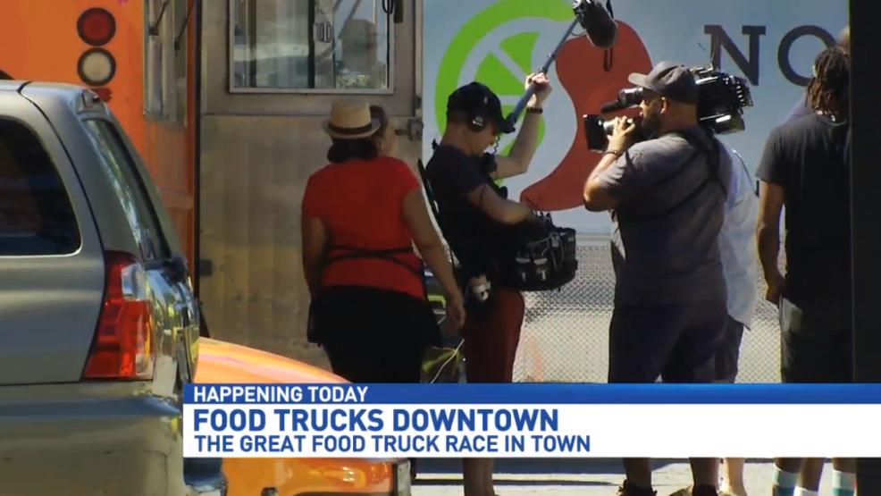 Great Food Truck Race Episode