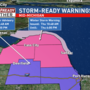 Dangerous winter weather for mid-Michigan