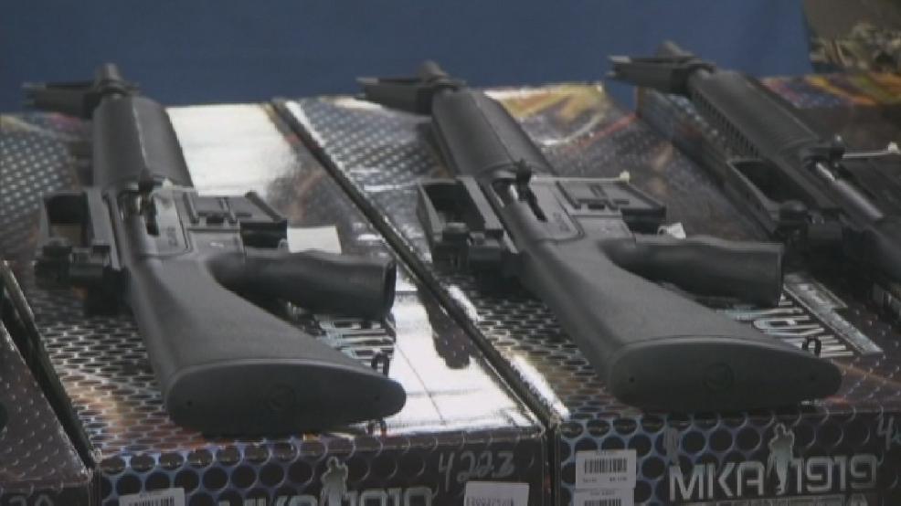Rhode Island State Gun Laws