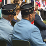 Community members honor Veterans during memorial service