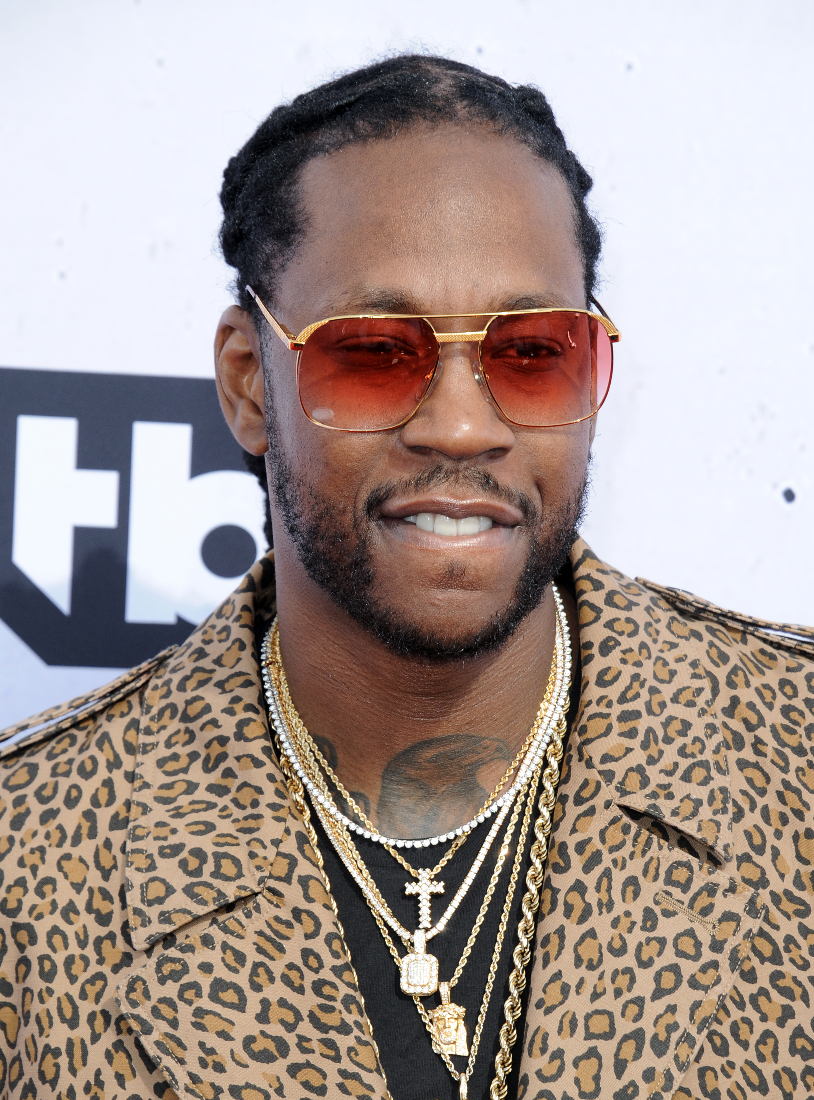 iHeartRadio Music Awards - Arrivals  Featuring: 2 Chainz Where: Inglewood, California, United States When: 03 Apr 2016 Credit: FayesVision/WENN.com