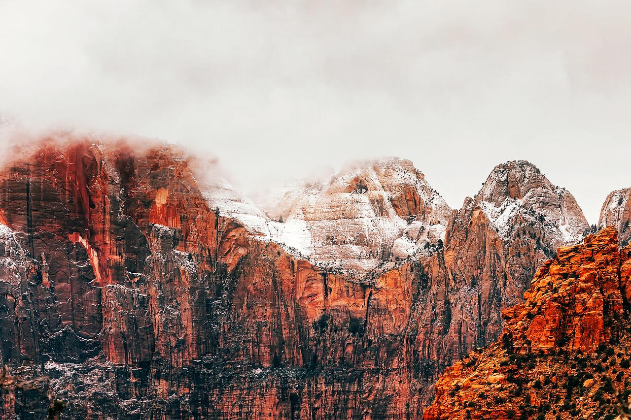 Zion National Park was created on Nov. 19, 1919. (Photo: Anon)