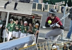 De Pere hosted Green Bay Preble in a Fox River Classic Conference softball game Monday. Preble won, 3-1. (Doug Ritchay/WLUK)