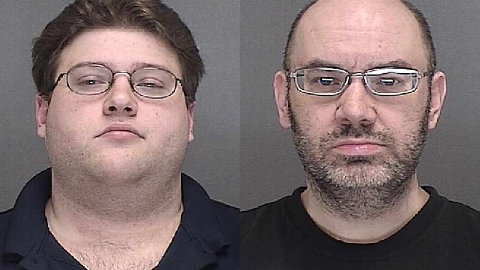 Darryl Ripkoski, left, and Jon M. Vangheem (Brown Co. Jail)