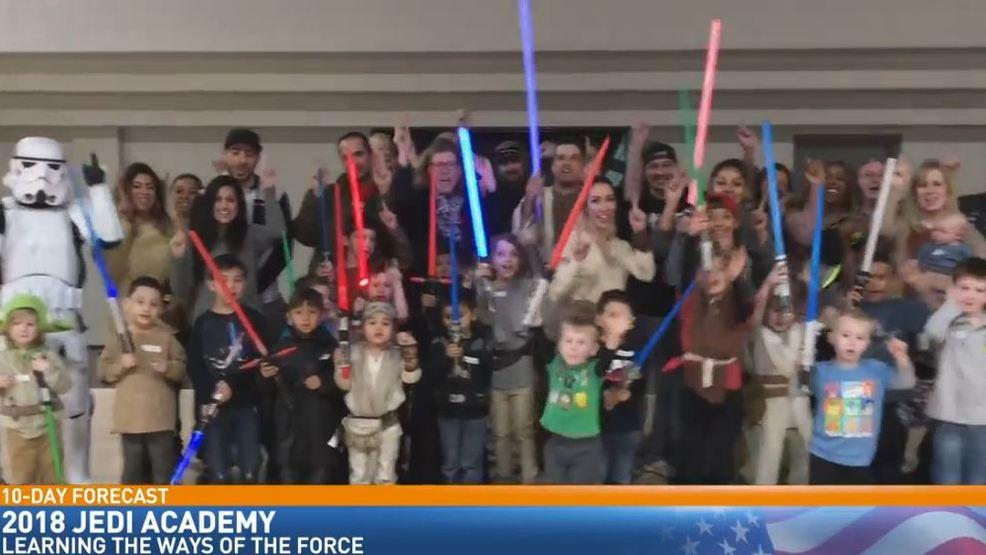 Day Forecast Jedi Academy KMPH - 10dayforecast