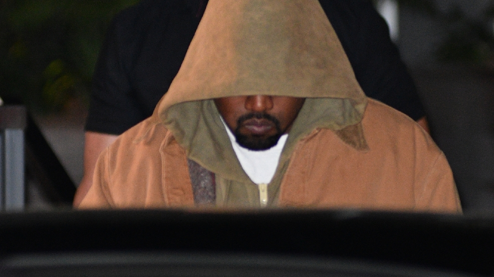 'Paranoid' Kanye West under constant watch in hospital, report