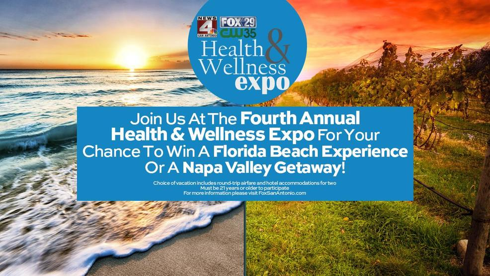 ENTER TO WIN: Health & Wellness Expo Trip Giveaway