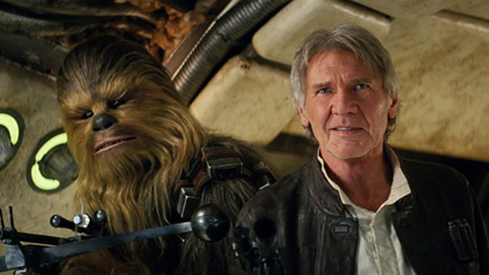 'Star Wars' production bosses admit charges over Harrison Ford leg break