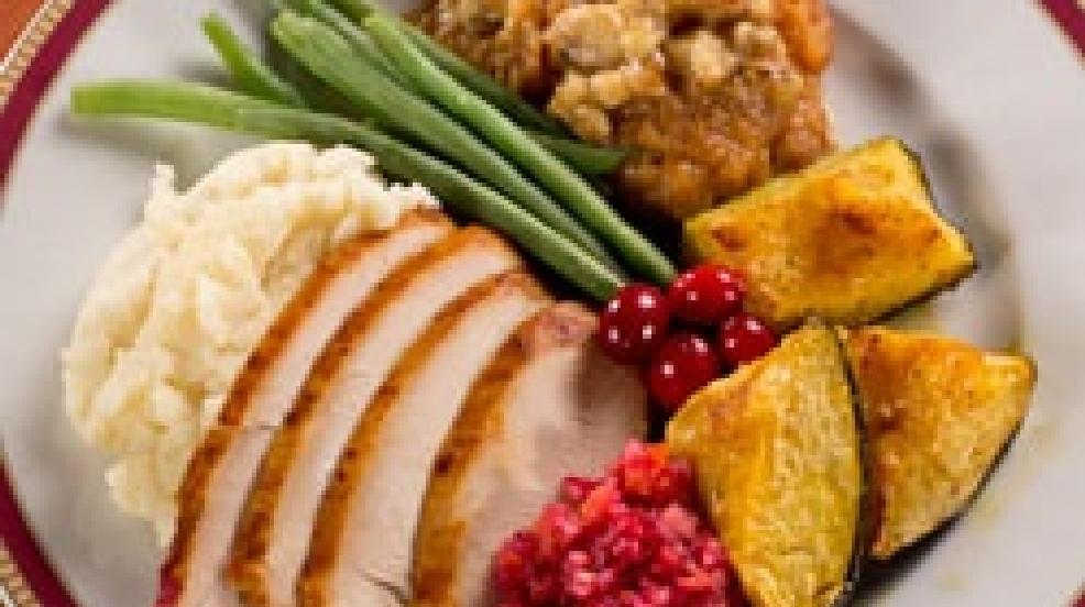 Thanksgiving Dinner South Bend Indiana Restaurants