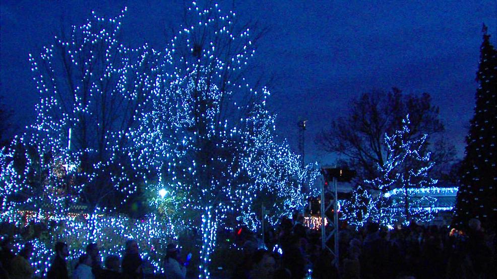 Festival Of Lights Opens At The Cincinnati Zoo Wkrc