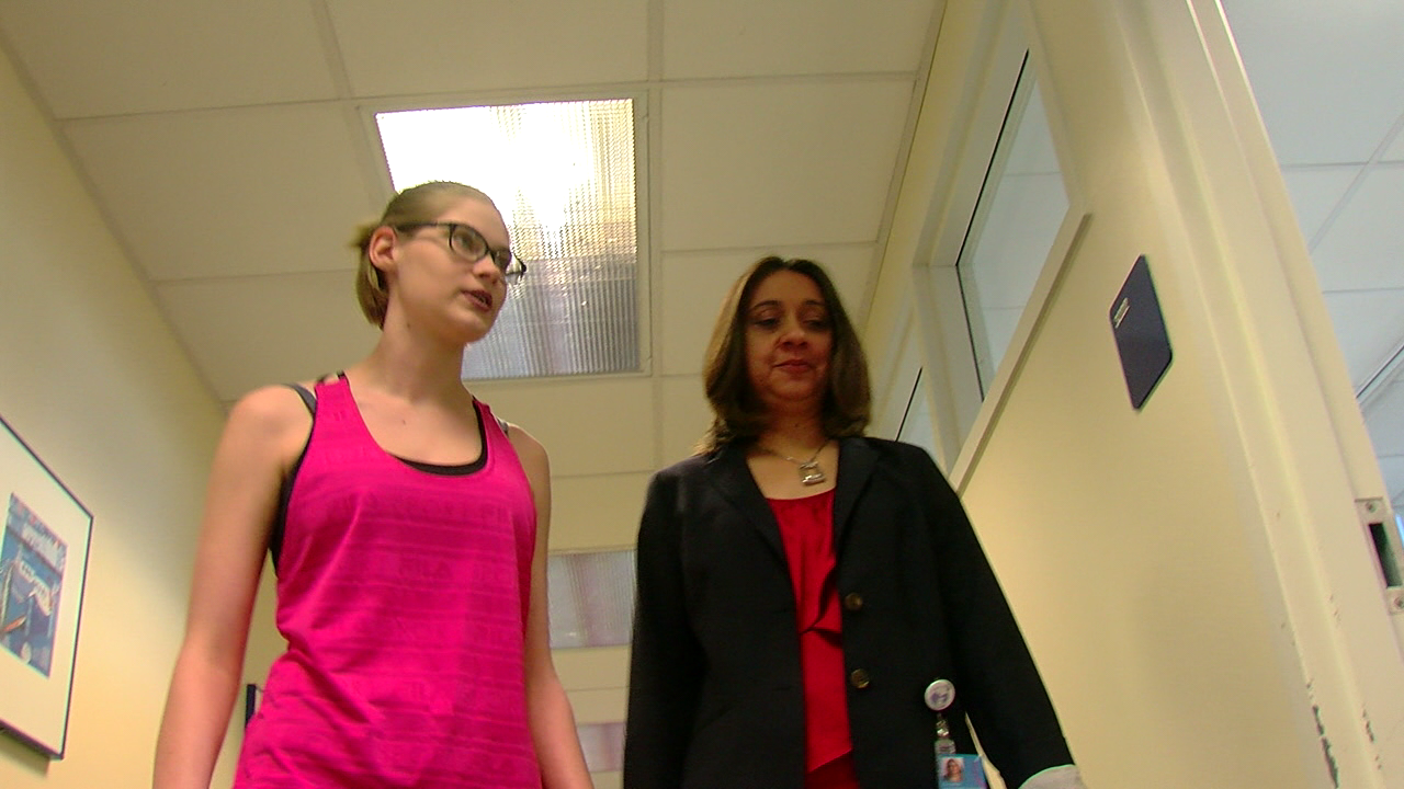 Pain syndrome now being diagnosed in teens (WKRC)