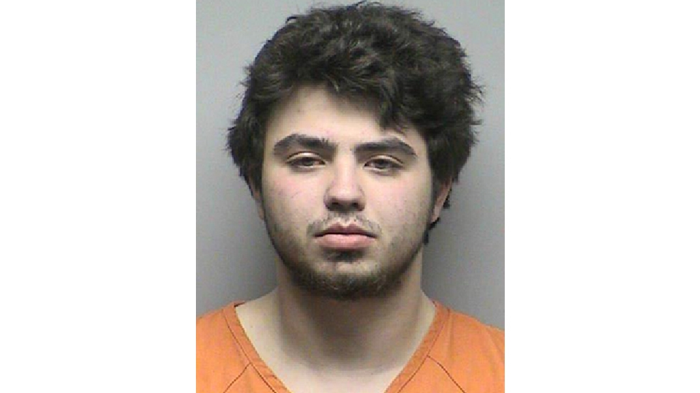 Zachary Romnek (Oconto Co. Jail)