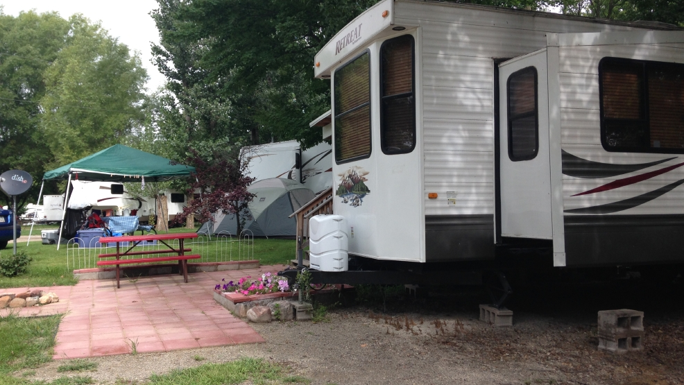 Apple Creek Campground in Brown County