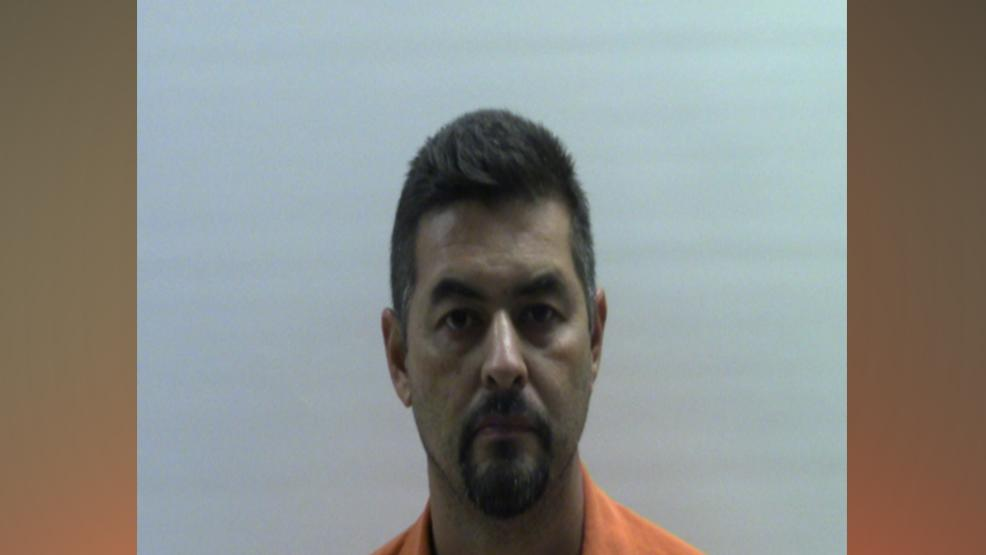 Associate District Judge Louis Sorola set bail at $10 billion for Alvaro Mata Jr., 39, of San Benito. (Photo courtesy of the Cameron County Sheriff's Office)