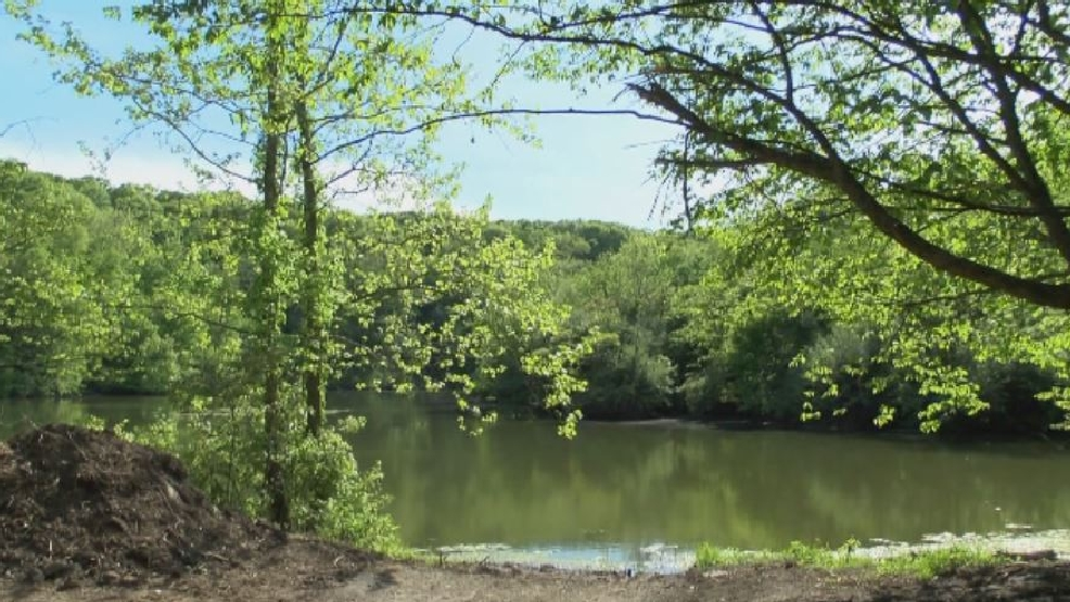 Potentially harmful waste discovered in local fishing pond for Local fishing ponds
