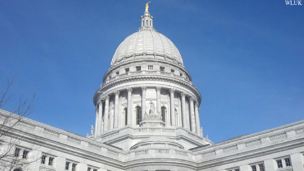 The dome of the Wisconsin State Capitol (file photo).