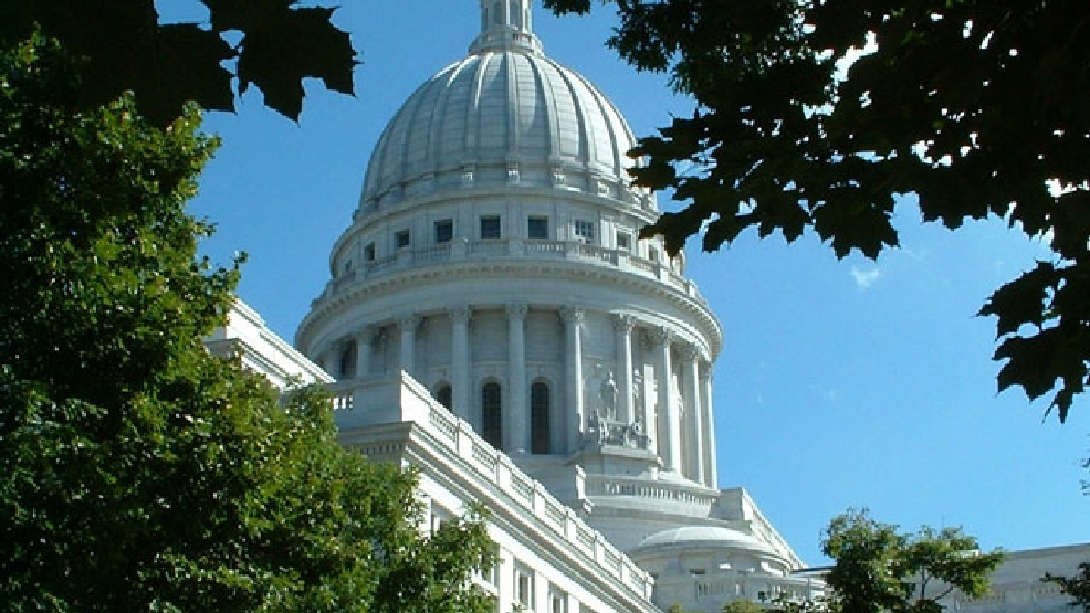 Wisconsin State Capitol (file photo)