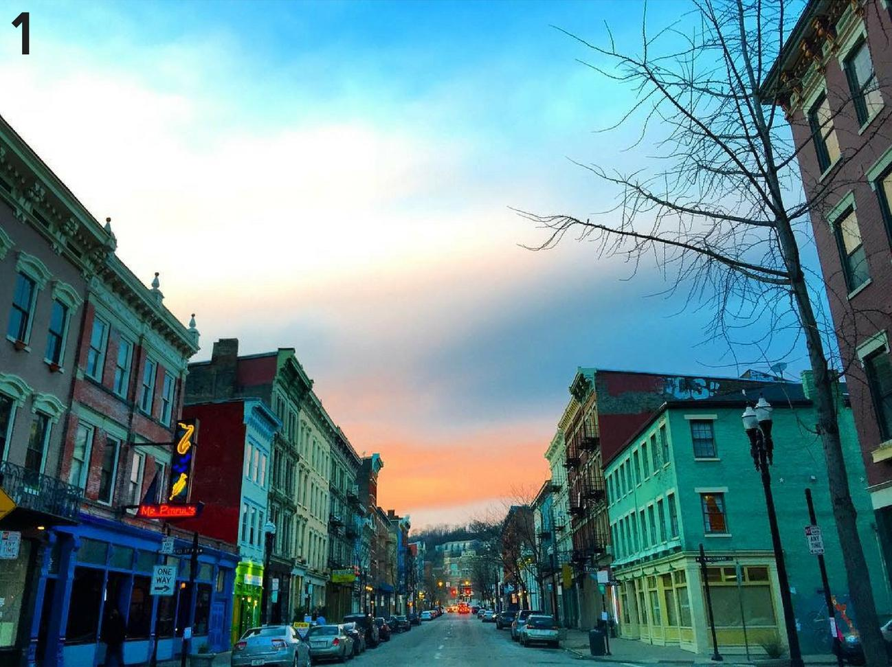 #1 - Sometimes, you're just in the right moment at the right time, and you have to take a picture. / Location: Main Street, OTR / Image: Leah Zipperstein, Cincinnati Refined