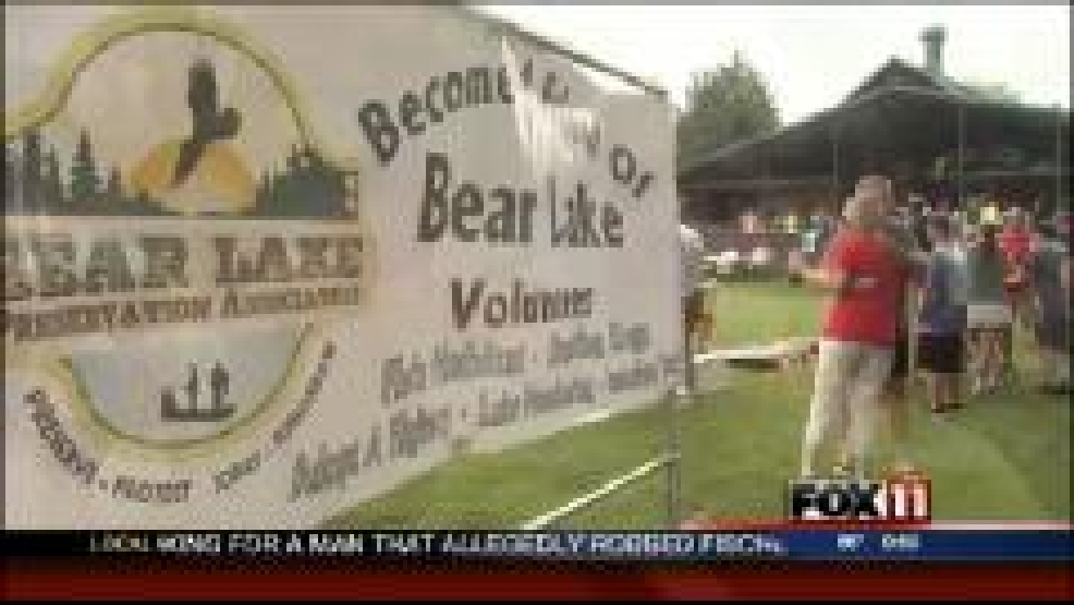 Bear Lake Preservation Association held their annual fair and corn festival Sunday.