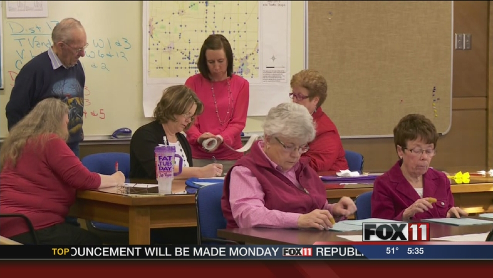 Outagamie County recounts complete
