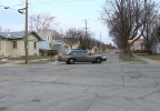 Green Bay police are investigating a deadly shooting on Stuart St. in Green Bay, Wednesday, April 16, 2014. (WLUK)