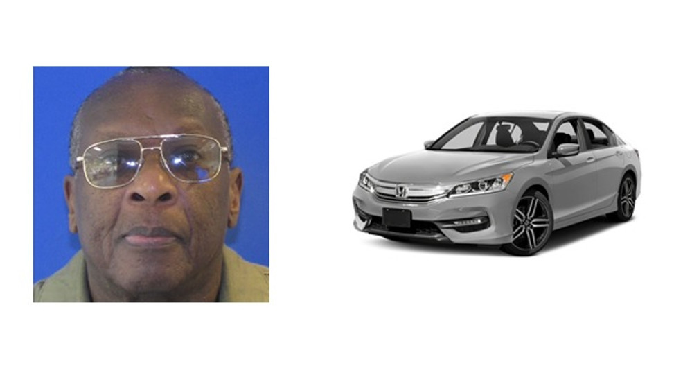 SILVER ALERT: 76-Year-Old Man Last Seen Friday; Said he was Confused, Near Docks
