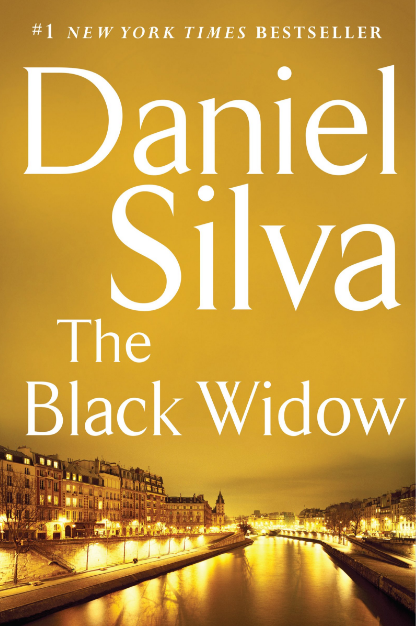 #9. The Black Widow: Book 16 of Gabriel Allon Series by Daniel Silva  Amazon announced the best-selling books of 2016 earlier this week! How many have you read? (Image: Amazon.com)