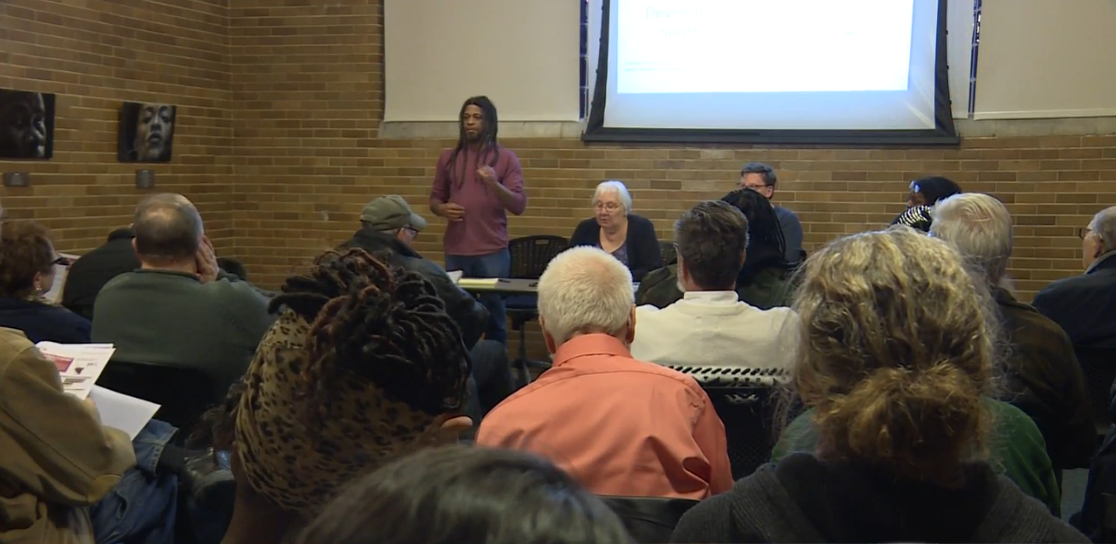 Local leaders strive for development across South Bend. // WSBT 22