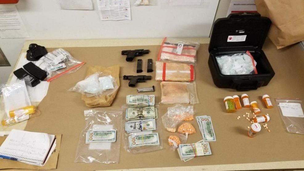 Thousands of fentanyl pills, firearms and other drugs found in Sammamish drug bust