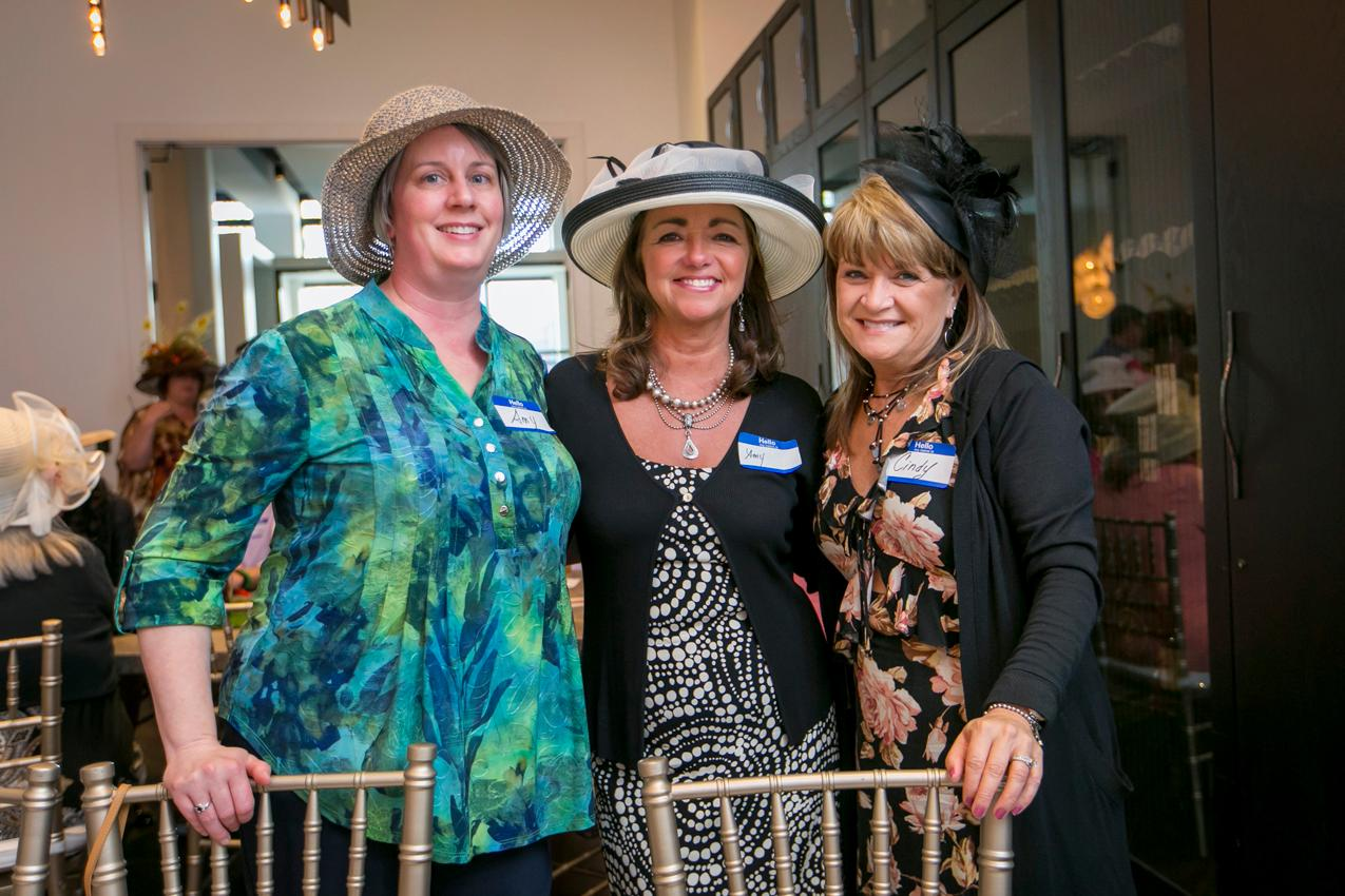 Amy Eads, Amy Bloomhuff, and Cindy LaBoiteaux{ }/ Image: Mike Bresnen Photography{ }// Published: 4.17.19