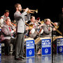 Glenn Miller Orchestra performing tonight in Portage
