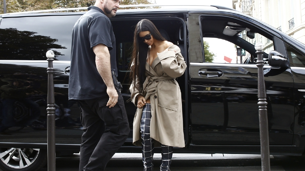 Kim Kardashian 'taking some time off' after armed robbery ordeal