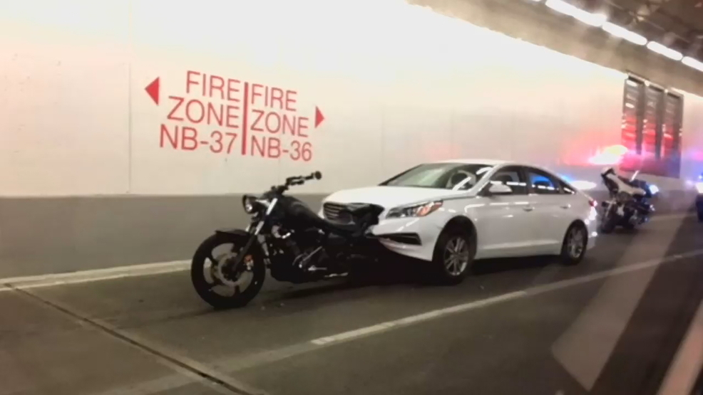 SR 99 tunnel crash tests first responders efforts for first