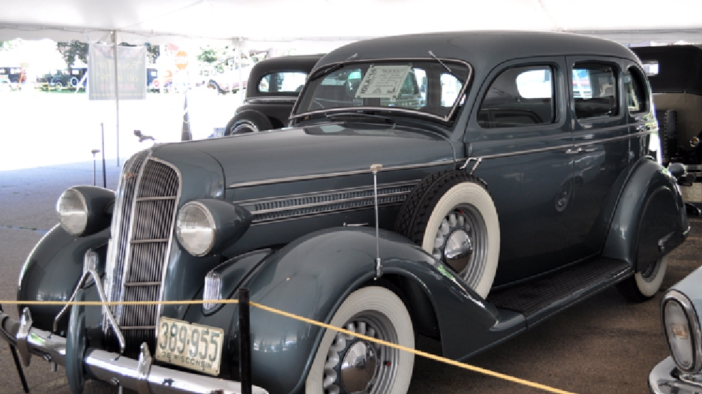 42nd Annual Iola Old Car Show And Swap Meet This Weekend Wluk