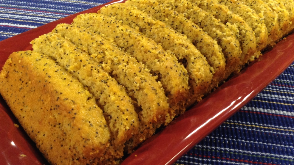 Poppyseed Quick Bread