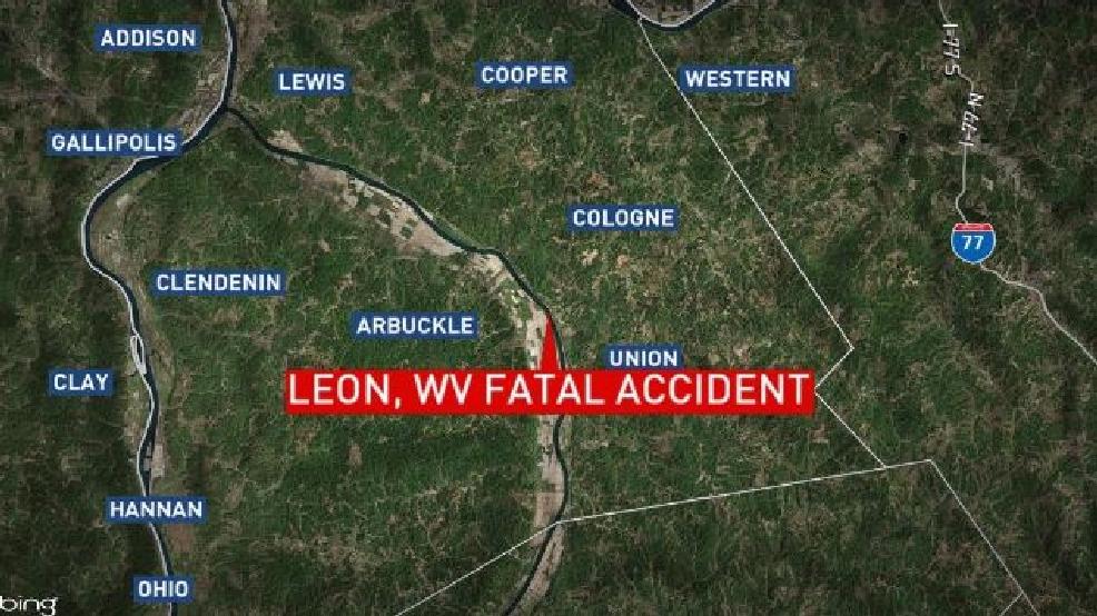 killed  vehicle hits tree  mason county bursts  flames wchs