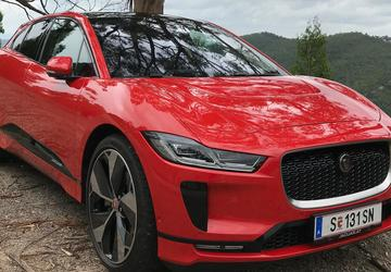 5 things to know about the 2019 Jaguar I-Pace