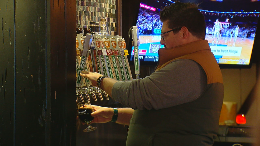 Cincinnati man who did Lenten beer fast at it again, aiming for world record