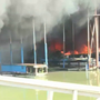 Fire destroys at least 20 boats at marina on Lake Texoma